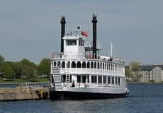 River Boat Stock Image