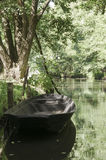 River boat at Spreewald Stock Images