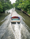 River boat transportation Royalty Free Stock Images