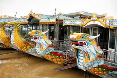 River Boats Royalty Free Stock Images