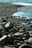 River Boulders Stock Photos