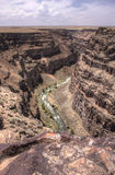 River at Bruneau Canyon in Idaho. Stock Photo