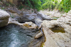 River Burano Royalty Free Stock Image