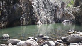 River in the Cañón de Somoto. In Nicaragua Stock Photo