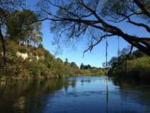 River with calm waters Royalty Free Stock Photography