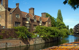 River Cam Royalty Free Stock Images