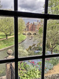 The River Cam From The Wren Library Stock Photos