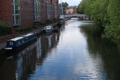 RIVER / CANAL royalty free stock photography