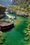 River canyon Royalty Free Stock Photos