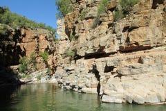 River canyon Royalty Free Stock Photo