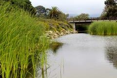 River Carpinteria California Stock Photo