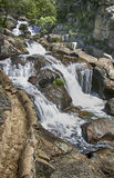 River cascades at Vera county Royalty Free Stock Images