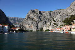River Cetina, Croatia Stock Photo