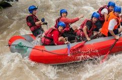 The river Charyn, Turgen, Kazakhstan - 21,07,2013 Royalty Free Stock Images