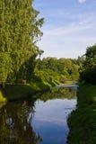 The river Chuhonka Royalty Free Stock Images