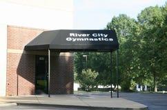 River City Gymnastics Stock Photos
