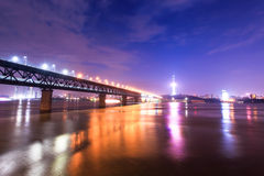 River city wuhan Royalty Free Stock Photo
