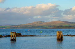 River Clyde at Gourock Scotland Stock Images