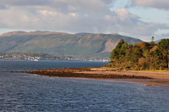 The River Clyde. Stock Photo