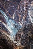 River in Colca Canyon Stock Photography