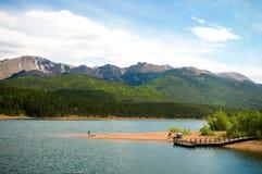 A river in Colorado Stock Image