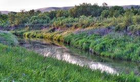 River Colors Stock Photos