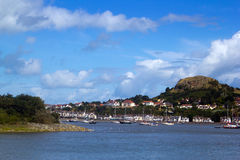 River Conwy Royalty Free Stock Photography