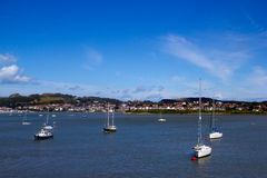 River Conwy Stock Photos