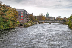 River Corrib in Galway Stock Images