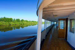 River cruise Stock Images