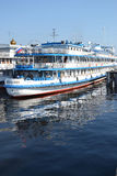 River cruise ship. Stock Images
