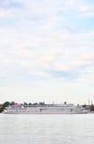 River cruise ships. Royalty Free Stock Photo