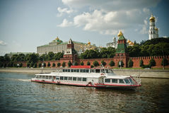 River cruises Royalty Free Stock Images