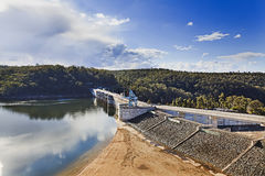River Dam Warragamba 28 mm Royalty Free Stock Photo