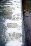 River Dam Royalty Free Stock Image