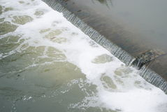 River Dam Royalty Free Stock Photography