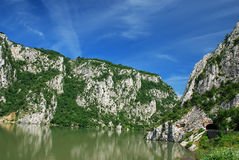 River Danube Royalty Free Stock Photo