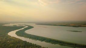 River Danube view