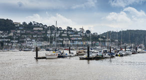 River Dart at Dartmouth Royalty Free Stock Photo