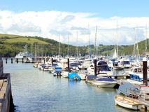 River Dart, Dartmouth, Devon. Stock Photography