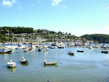 River Dart, Kingswear, Devon. Royalty Free Stock Photography