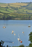 River Dart, natural harbour, Devon Stock Photos