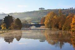 River Dart, Totnes Stock Image