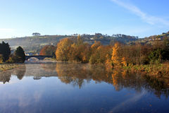 River Dart, Totnes Royalty Free Stock Photography