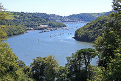 River Dart Royalty Free Stock Photo