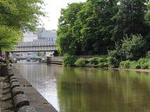 River Dender Royalty Free Stock Photos