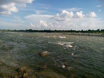 River Dhanshiri,BhairabKunda,Assam,India royalty free stock photos