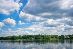 River Dnepr Stock Images