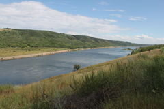River Dniester Royalty Free Stock Image