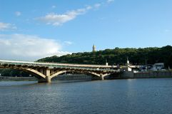 River-Dnipro 1 Stock Photography